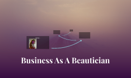 Business As A Beautician