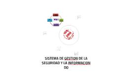 SISTEMA DE GESTION DE LA SEGURIDAD Y LA INFORMACION DO