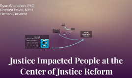 Copy of Justice Impacted People at the Center of Justice Reform