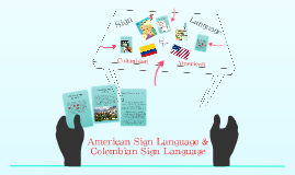 American Sign Language & Colombian Sign Language