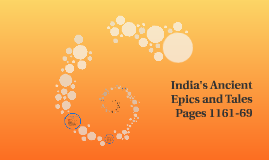 India's Ancient Epics and Tales