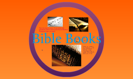 Copy of Bible Books