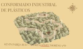 CONFORMADO INDUSTRIAL de PLÁSTICOS