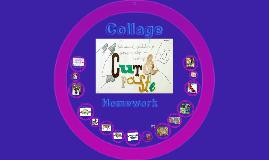 Collage homework updated 2014