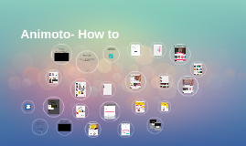 Animoto- How to