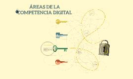 ÁREAS DE LA COMPETENCIA DIGITAL