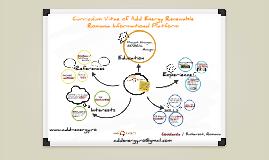 Add Energy Romania's Curriculum Vitae
