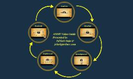 ADDIE Model Video Resource