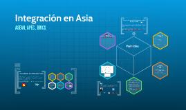 Integración en Asia