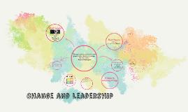 Change and Leadership