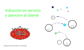 Inducción en servicio y atención al cliente