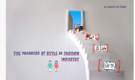 The Progress of Style in Fashion Industry
