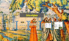 Lírica religiosa