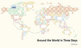 Around the World in Three Days