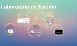 Laboratorio de Torsion