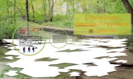 3. la secuencia didactica y la secuencia de contenido