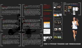 Unit 4 - Fitness Training & Programming