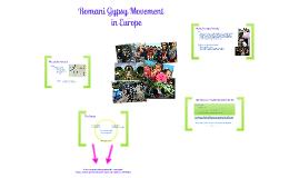 Romani Gypsies in Europe