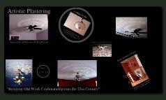 Copy of Artistic Plastering