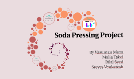 Soda Pressing Project