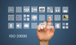 Copy of Gestión de TI  -ISO 20000 Parte 1