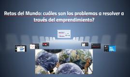 Los principales problemas mundiales que los innovadores debe