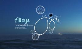 ELL Alloys & Metallic Bonding