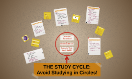 The Study Cycle: Avoid Studying in Circles