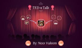 TED-x Talk (1)