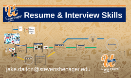 Resume & Interview Skills