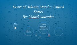 Heart of Atlanta Motel v. United States