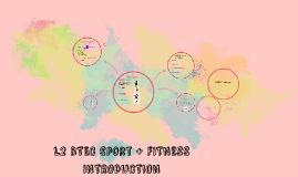 BTEC Sport INTRODUCTION