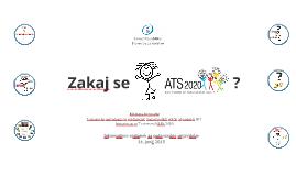 Zakaj se veselim projekta ATS 2020?