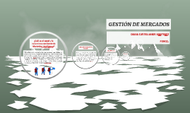 GESTIÓN DE MERCADOS