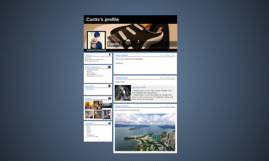 Curtis's profile