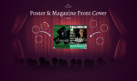 Poster & Magazine Front Cover