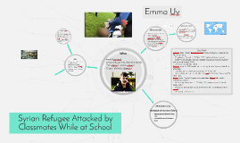 15 year old Syrian Refugee Attacked At School