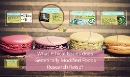 How to do researh paper on genetically modified foods