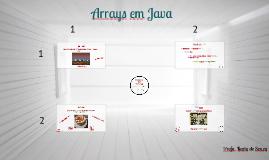 Arrays em Java