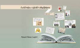 Letërsia e vjetër shqiptare