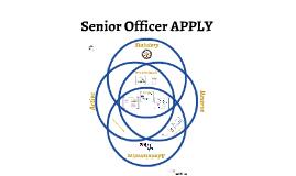 Senior Officer APPLY Board