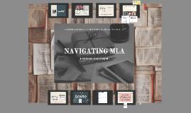 Navigating MLA, 8th Edition