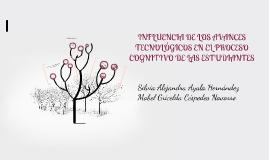 Copy of INFLUENCIA DE LA TECNOLOGÍA EN LA EDUCACIÓN.