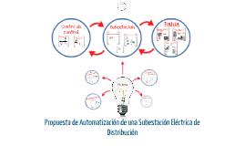 Copy of Propuesta de automatizacion de una subestacion electrica