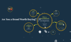 Are You a Brand Worth Buying?