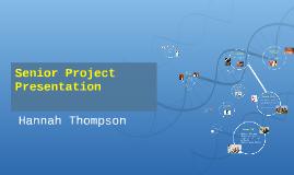 Copy of Senior Project Presentation