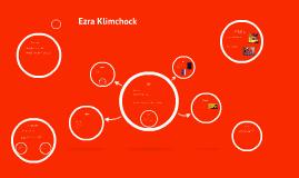 Ezra Klimchock