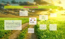 Copy of PANTALLA TACTIL