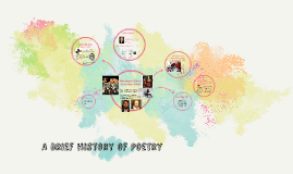 A Brief history of Poetry