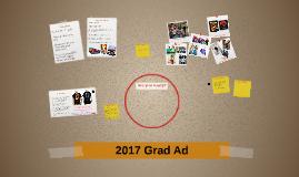 2017 Grad Ad